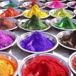 Производство красителей: обработка и хранение красителей