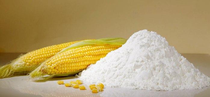 кукурузный крахмал