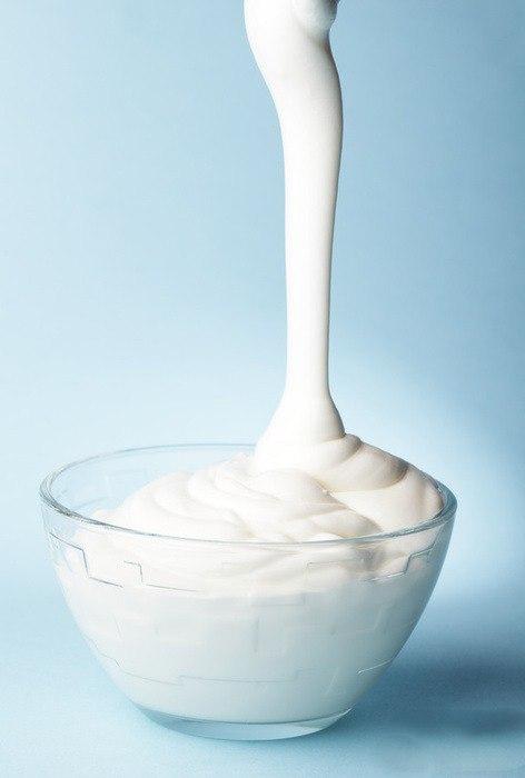 сливки молочные