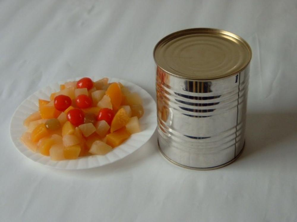 фруктовая консервация