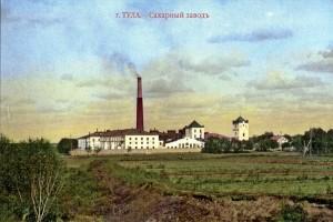 сахарный завод тула