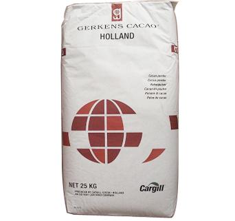 Алкализованный и натуральный какао порошок