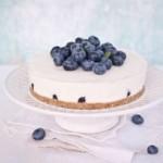 Йогуртовый фруктовый торт