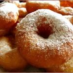 Воздушные пончики