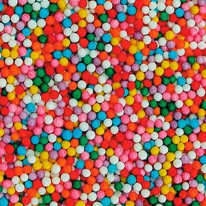 Посыпка ШАРИКИ разноцветные МИКС