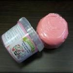 мастика розовая сахарное тесто