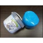 мастика голубая сахарное тесто