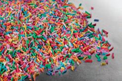 Декоративная посыпка сахарная