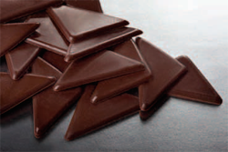 Полуфабрикат глазурь шоколадная треугольник
