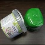 мастика зеленая сахарное тесто