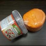 мастика оранжевая сахарное тесто
