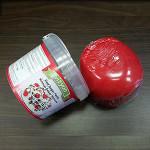 мастика красная сахарное тесто