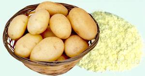 картофельные хлопья картофель