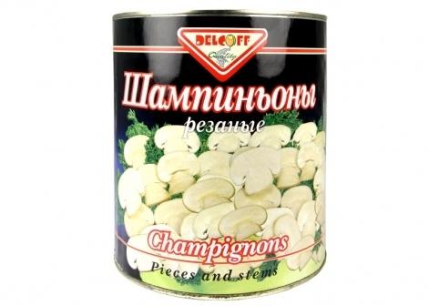 шампиньоны консервированные оптом купить