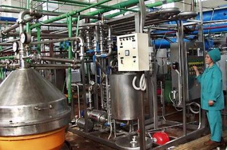 производство сухого молока