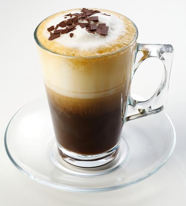 Согревающий напиток - Кофе по-ирландски