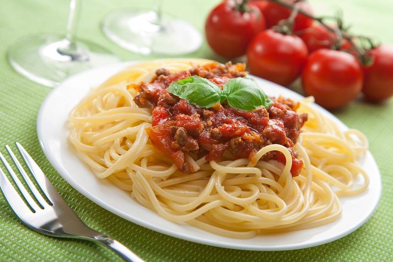 Как сделать спагетти болоньезе?