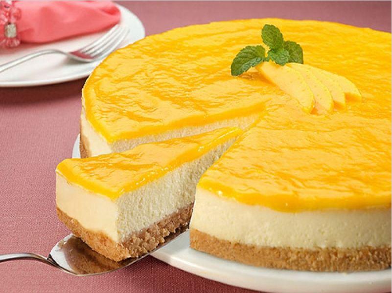 Рецепт сырного чизкейка в домашних условиях