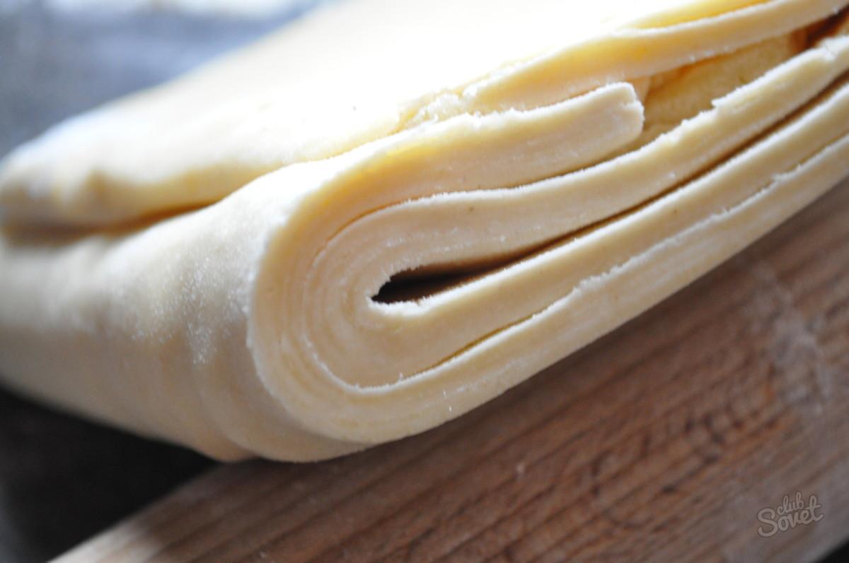 Как хранить тесто
