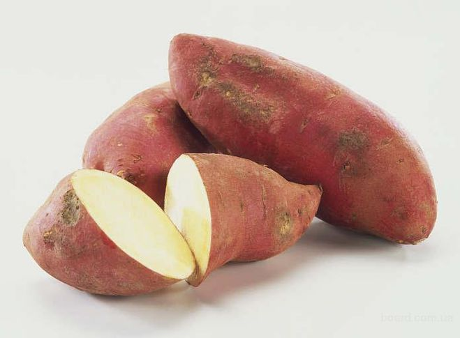 Ямс - сладкий картофель
