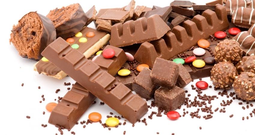 Украина производит меньше шоколада