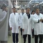 В кондитерской фабрике в Костанае побывал областной аким