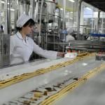 Глава Мордовии запустил еще одну линию по изготовлению бисквита