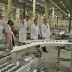 Воронежская региональная палата внесла на возведение кондитерской фабрики около Рамоньи 1 млрд. рублей