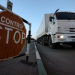 Таможенники остановили на границе машину с четырьмя тоннами конфет