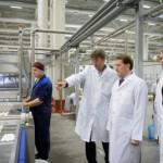Через полтора года производство «Воронеж» достигнет своей задуманной проектной мощи
