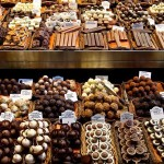 Украина уже не сможет продавать в ЕС кондитерские изделия с ореховой начинкой