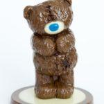 Мишка Тедди с заплатками