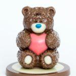 Мишка Тедди с сердцем